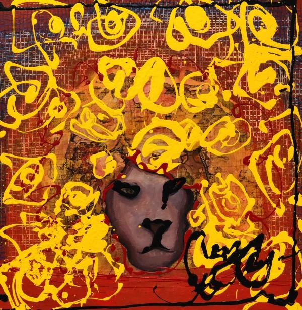 Lion Hearted by Judith Estrada Garcia
