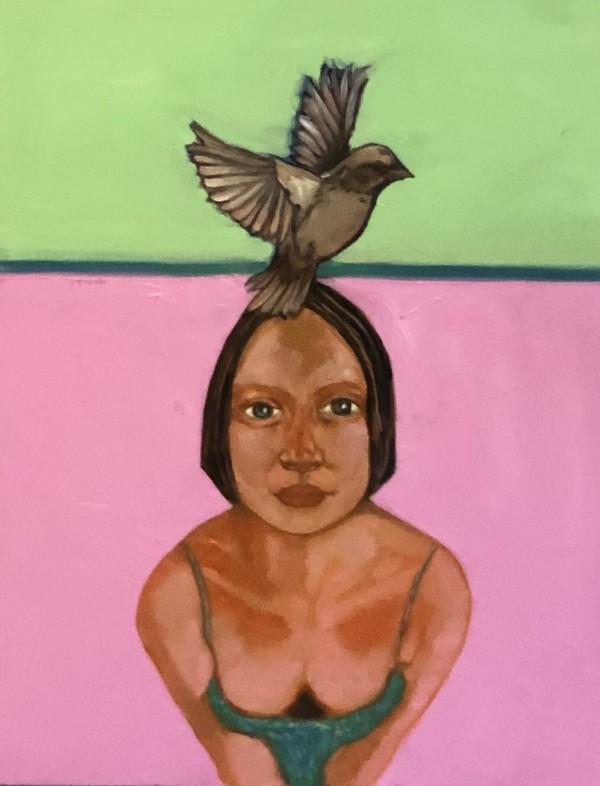 I see you by Judith Estrada Garcia