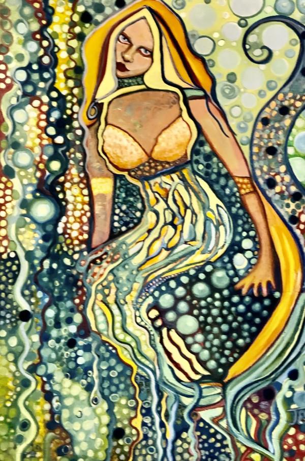 Mermaid Life by Judith Estrada Garcia
