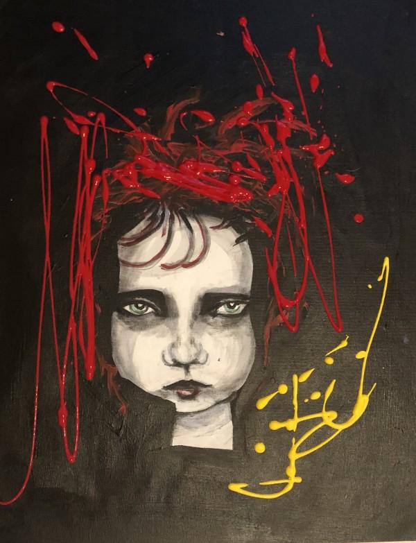 LITTLE REBEL by Judith Estrada Garcia