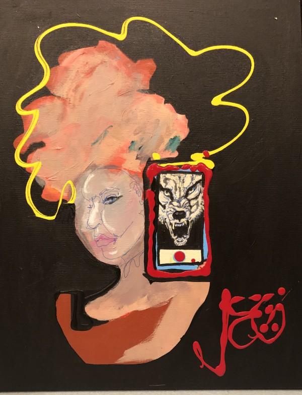 My Selfie by Judith Estrada Garcia