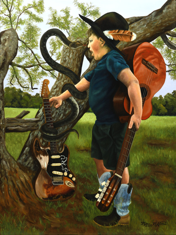You Son of a Gun, I'll be the best there ever was! by Melton Guthrie