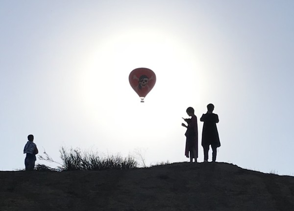So Cal Hot Air Balloon by Larry Raper
