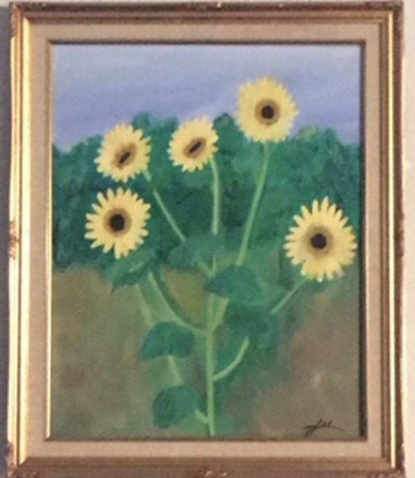 Searight Sunflowers