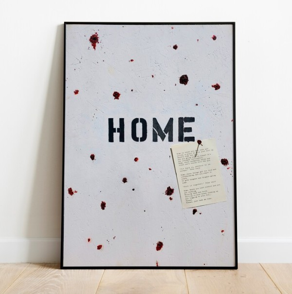 Home by Victoria Eggers