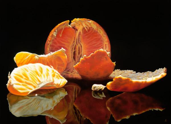 Mandarin 6 by Anne-Marie Zanetti
