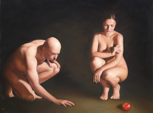 The Liberation of Eve by Anne-Marie Zanetti