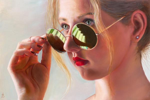 Looking forward by Anne-Marie Zanetti