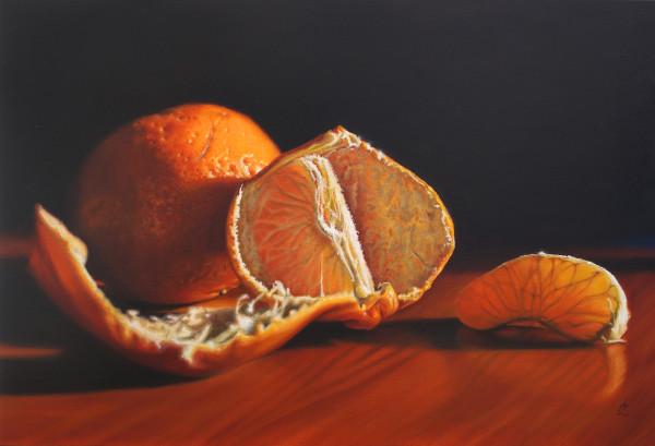 Mandarin by Anne-Marie Zanetti