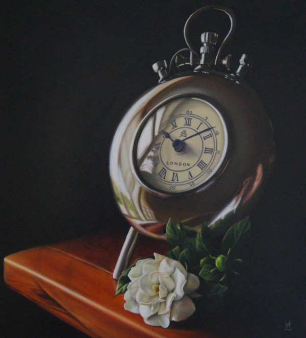 Time well spent by Anne-Marie Zanetti