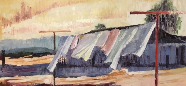 Airing the Laundry by Debra Schaumberg