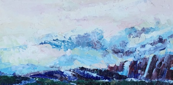 The Sound of Wind and Water by Debra Schaumberg