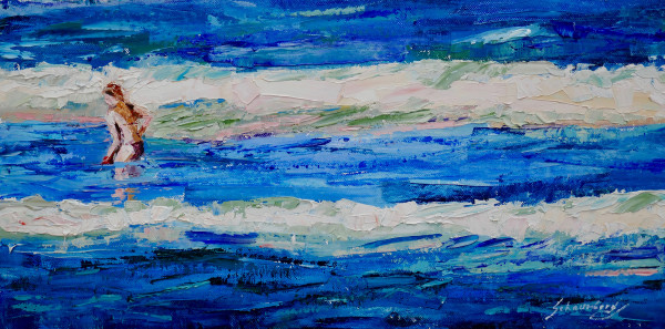 One with the Sea by Debra Schaumberg