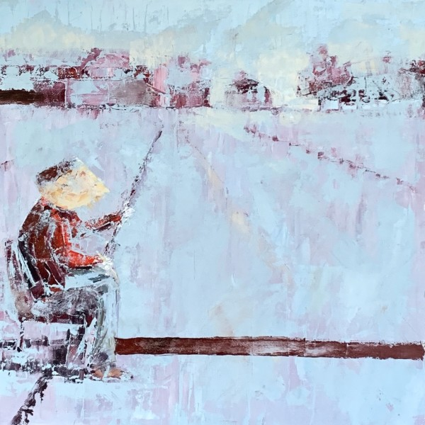 Stopping to Listen by Debra Schaumberg