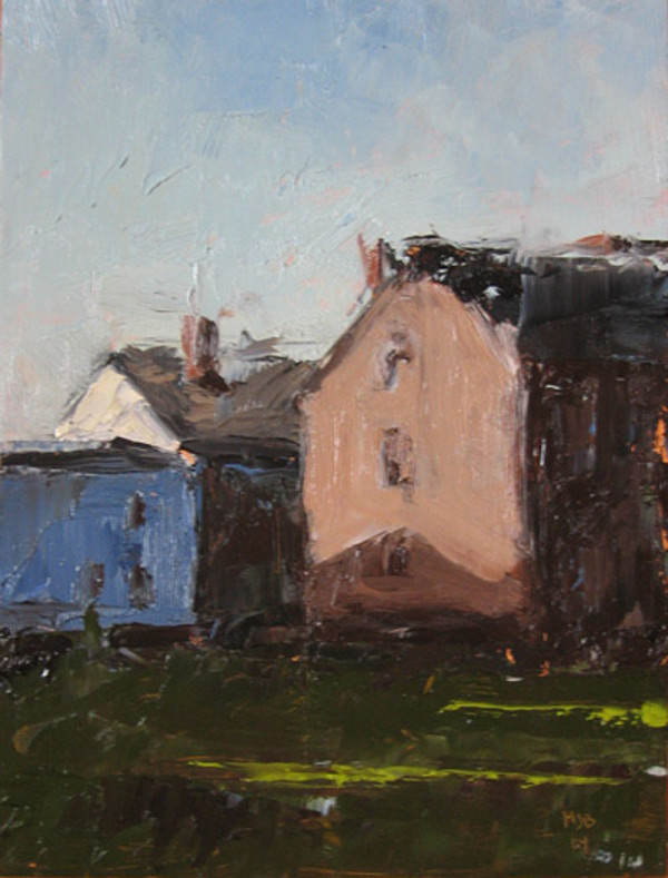 After 6, Summer Light, No 4 by MJ Blanchette