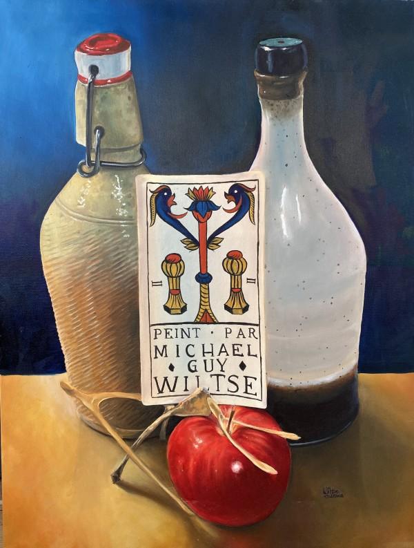 威士忌祝福迈克尔·g·威尔泽