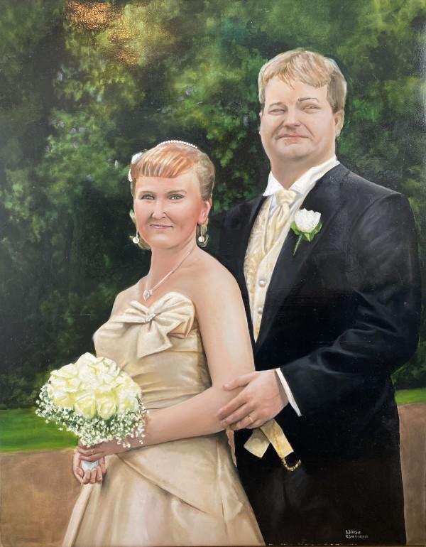 Michael G. Wiltse的《在埃斯波的婚礼》