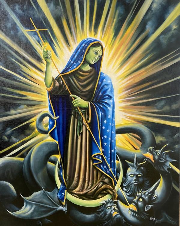 迈克尔·g·威尔兹的《关于玛丽的事》