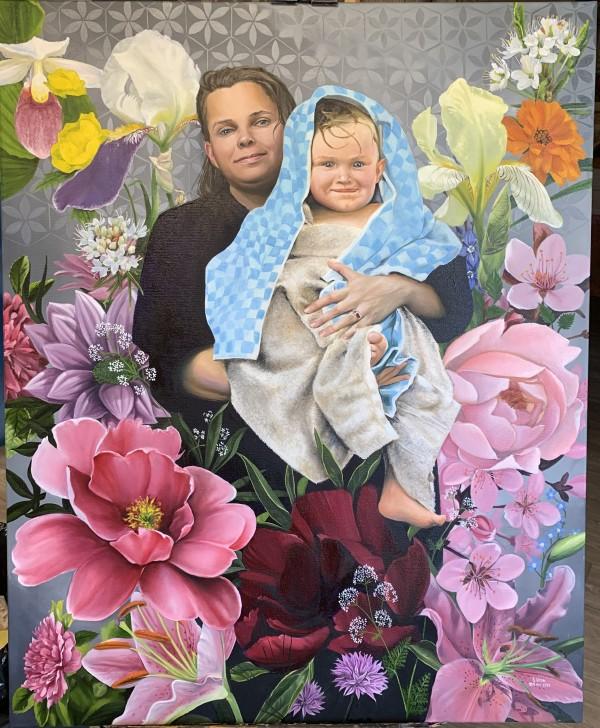 Michael G. Wiltse的《母亲的拥抱》