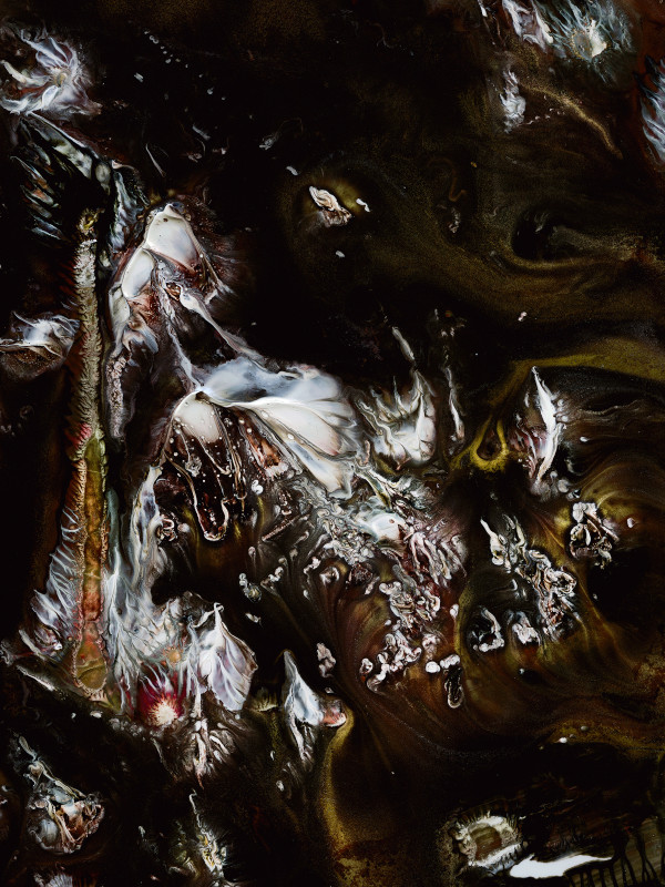 DELIRIUM #1 by Hannah Thomas