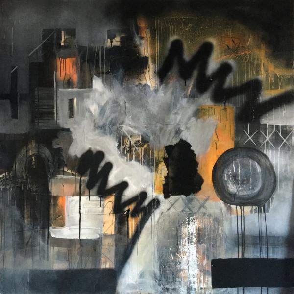 ENIGMA #1 by Hannah Thomas
