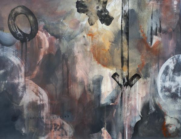 IMPULSE IS DESTINY by Hannah Thomas