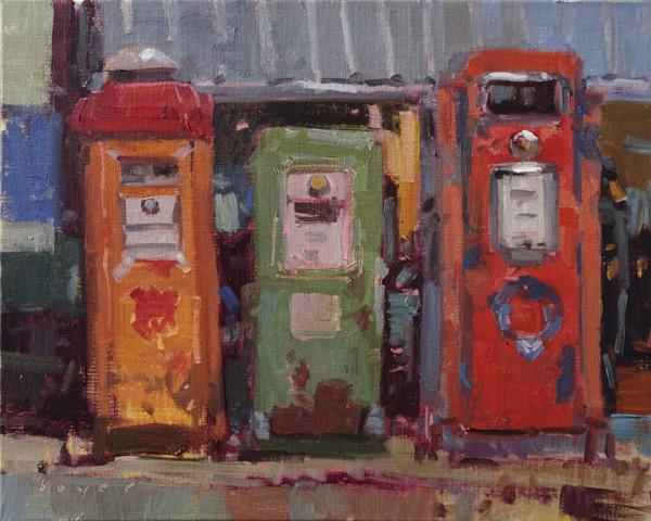 Classical Gas by Lyn Boyer