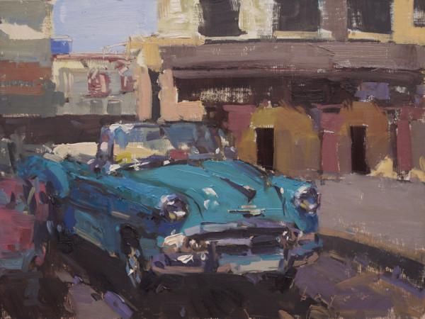 Havana Blues by Lyn Boyer