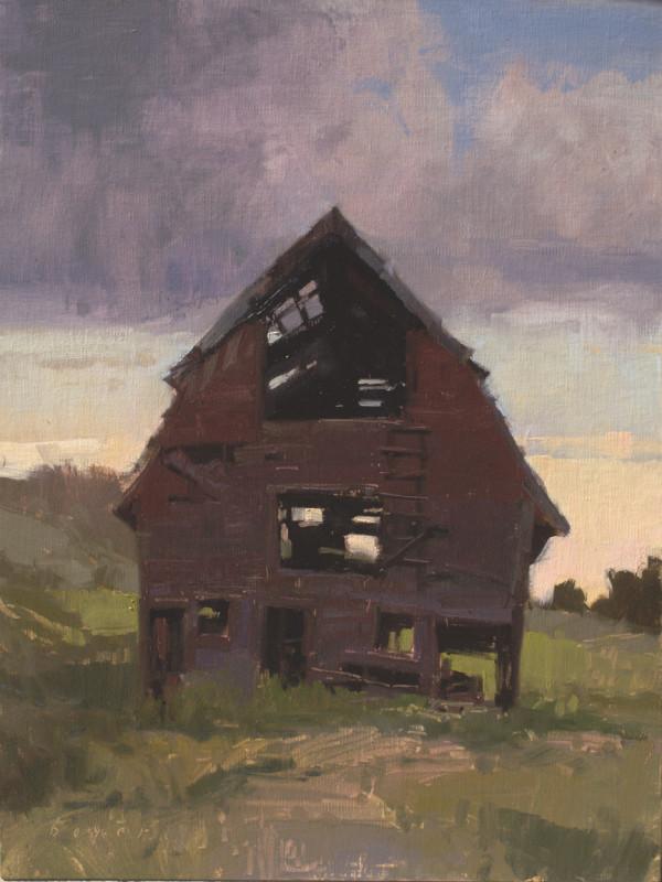 The Arnold Barn by Lyn Boyer