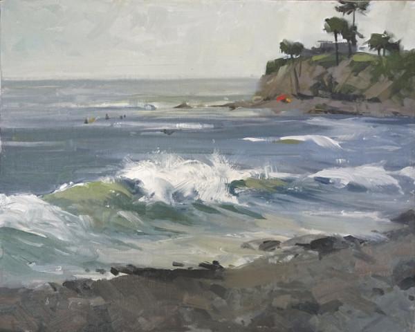 Tourmaline Surf Park by Lyn Boyer