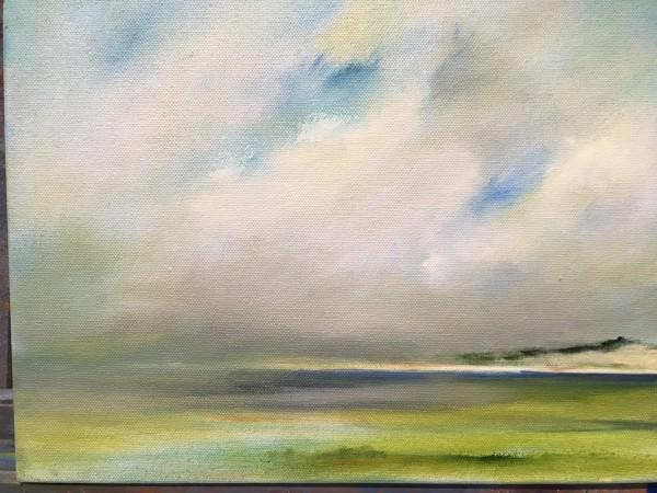 Morning Fog by Marston Clough