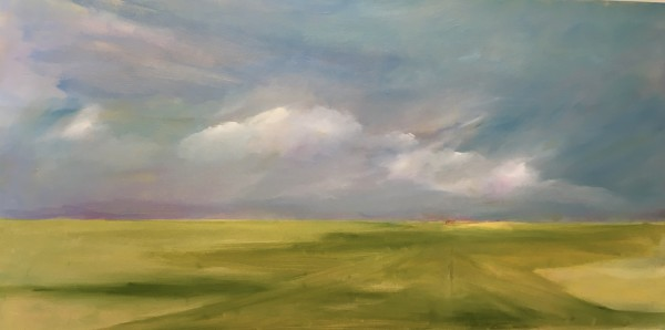 The Plains by Marston Clough
