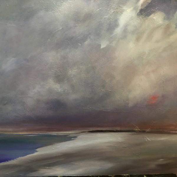 Winter Beach by Marston Clough