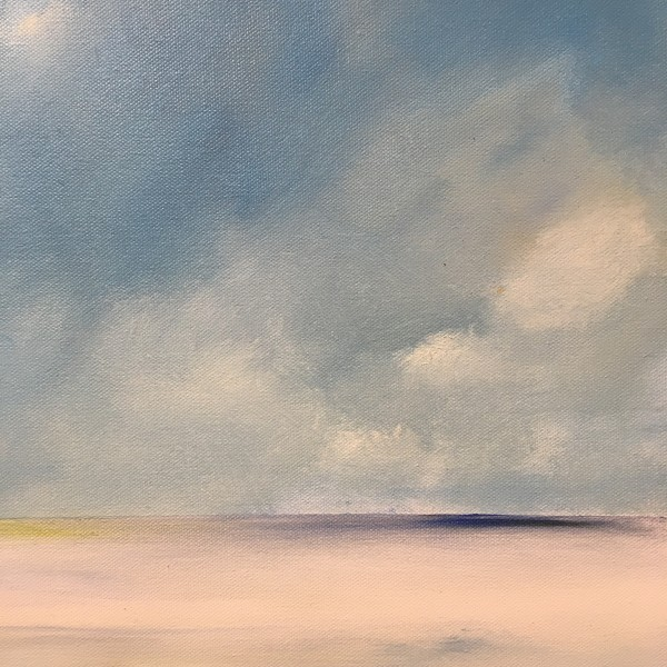 Summer sky (diptych) by Marston Clough