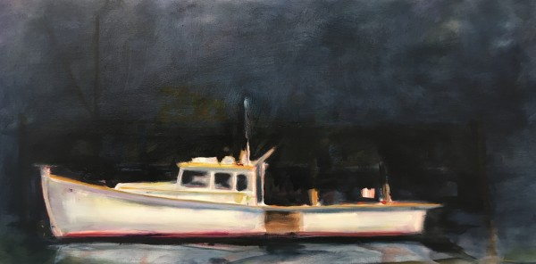 Night Harbor by Marston Clough