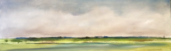 Along shore by Marston Clough