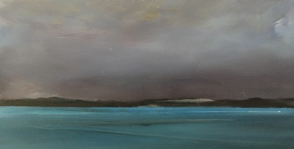Winter Shore by Marston Clough