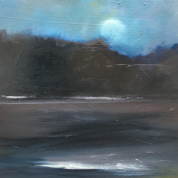 Blue Moon by Marston Clough