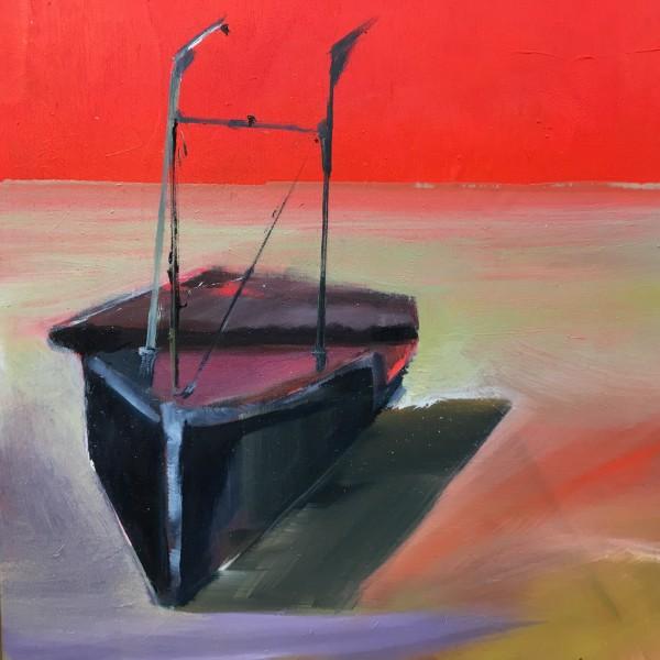 Scallop skiff by Marston Clough