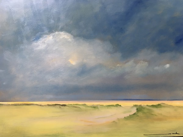 Towards Chappy by Marston Clough