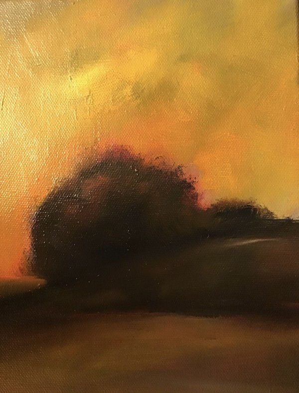Late Autumn series , Chilmark by Marston Clough