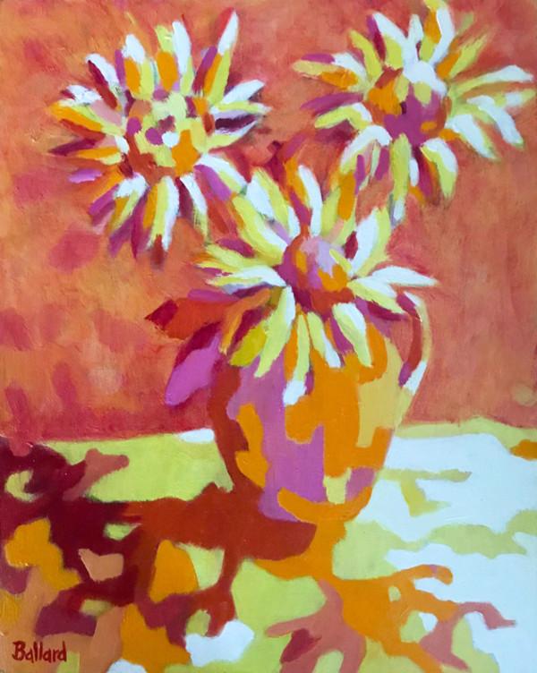 Orange Glow by Kristine Ballard
