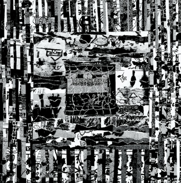 The Monochromatic Collage , Deaf Ministries International 2021 Charity exhibition 1 by Deaf Ministries International