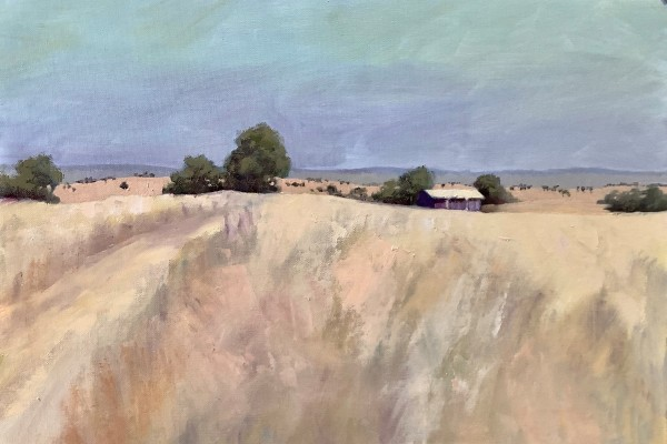 Summer at Bathurst by Fran Garrett