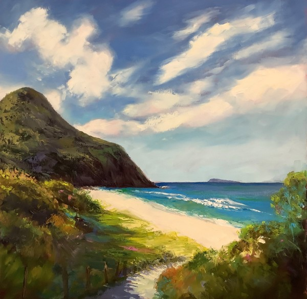 Zenith Beach by Fran Garrett