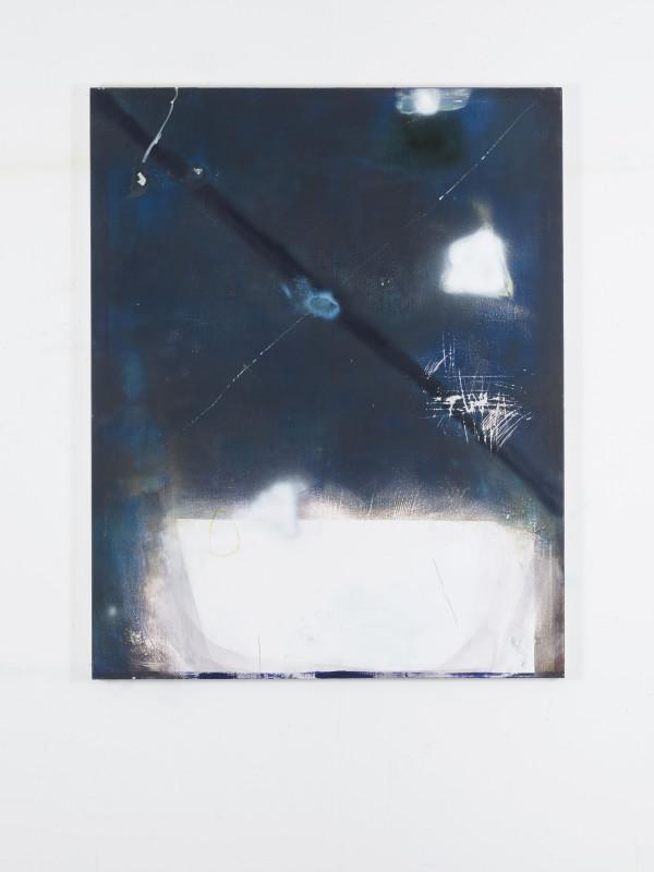 The blue across by Sam Lock