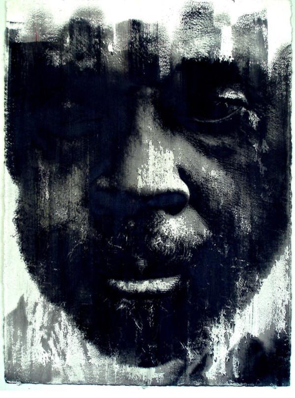 Man Who Feels Shape - David Stephens by Donald E. Camp