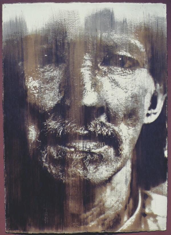 Silver Cowboy - Jacob Gassenberger by Donald E. Camp