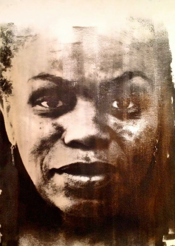 Women Who Finds Word's Meaning - Nzadi Keita by Donald E. Camp