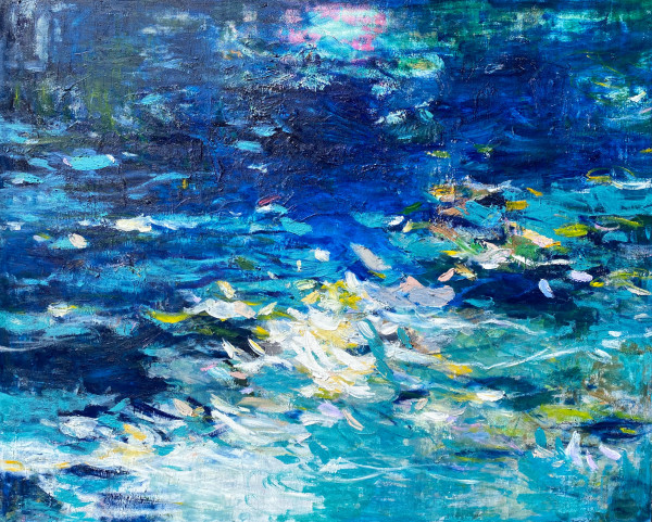 Paradise Beneath by AMY DONALDSON